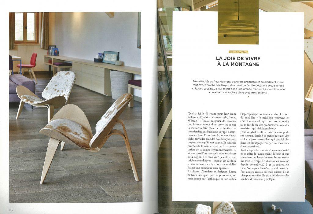 d coration chalet emma wibault architecte d 39 int rieur. Black Bedroom Furniture Sets. Home Design Ideas