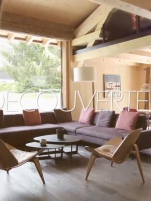 presse vid o emma wibault architecte d 39 int rieur chamonix. Black Bedroom Furniture Sets. Home Design Ideas