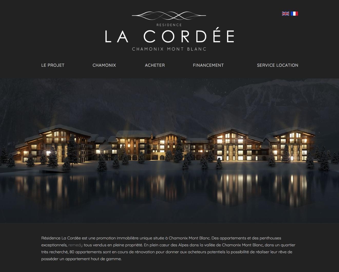 Résidence La Cordée